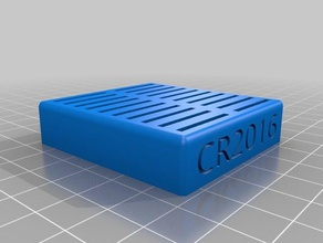 coin battery tray cr2016 batteries organization battery holder battery tray coin battery cr2016