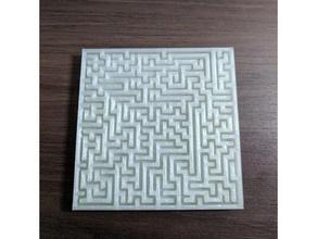depth-first traversal maze math art 3d maze maze maze generator