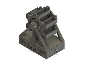 ferris wheel organizer drawer desktopfusion 3d printing