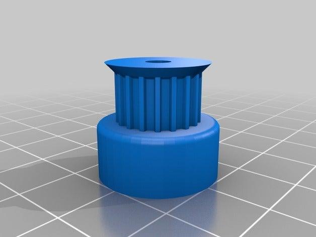 motor 1 3d printer parts