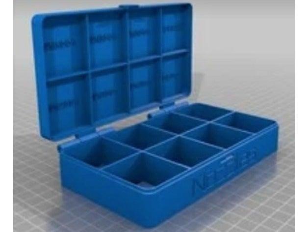 nozzle organizer box orga