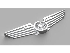 pilot wings drone pilots r c vehicles drone pilot pilot pin pilot wings pin quadcopter wings