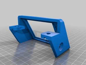 alfawise u20 standalone kit - custo + octoprint 3d printer parts alfawise alfawise u20 octoprint octoprint case rapberry pi raspberry pi 3 rpi standalone