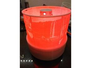 lithophane rgb light decor led lithophane lithophane lantern lithophane light lithophane stand rgb rgb led rgb lithophane