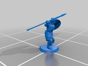 greek soldier - spear thrower - spear shield toys & games 28mm 28mmscale 32mm armed soldiers athens dnd dungeon dnd greco greco soldier greek greek soldier hoplite javelin pathfinder soldier soldiers sparta spartan spear spear soldiers spear thrower spear throwers spearfishing thrower