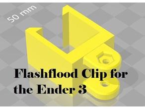 flashflood clip ender 3 rail 3d printer accessories clip creality creality ender 3 darkness eradicator ender 3 flashflood lamp led led light light