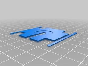 cale centrage pour coupleur pour axe z 3d printing centrage couplage z coupler