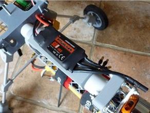 frankenstick - battery holder r c vehicles airplane battery holder electric hybrid motor plane r c