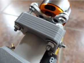 frankenstick - motor r c vehicles adjustable airplane electric hybrid motor mount r c rc plane stick