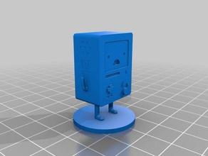adventure time - bmo bmo stl mix 3d printing 3d printing adventure time bmo