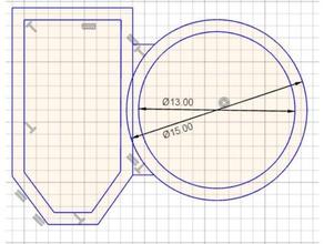 xt60 capholder 13mm diameter hobby capacitor drone saver tpu xt60 xt60 cap xt60 holder