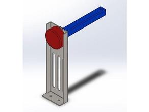 support evolutionnary spool holder creality printers cr-10 cr-10s cr-10s pro ender 3d printer accessories cr-10 cr-10s cr-10s pro cr10 cr10s cr10s pro creality ender spool holder