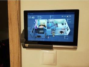 lenovo yoga tab 10 wall holder mount gadgets lenovo lenovo yoga tablet wall tablet wall mount wall holder wall mount wall mounted yoga tab