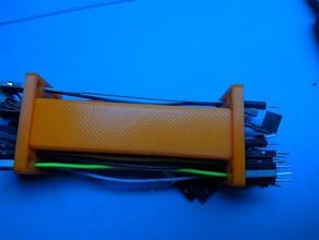 fili di ponticello organizzatore distanziale utensili & caselle ponticello cavo di saltatore ponticello di filo titolare organizzatore