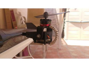 vtol tilt rotor mount 9g servos r c vehicles tilt rotor vtol vtol conversion vtol y3