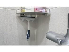 holder glass scraper water scraper window squeegee bathroom diy scraper scraper hanger scraper holder squeegeehanger