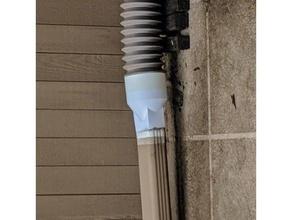 rain spout gutter adapter outdoor & garden downspout gutter gutter drain raingutter rainwater gutter rain gutter water spout