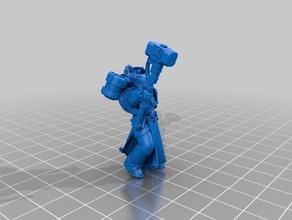 del emperador smashcapion juguetes y accesorios de juego templarios negros space marine warhammer 40k
