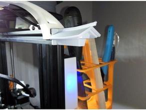 end cap 2020 ender 3 torii 3d printing 2020 2020 aluminum 2020 endcap autodesk fusion 360 creality creality ender 3 endcap endcaps ender3 ender 3 fusion360 fusion 360 japan japanese japanese culture torii torii gate v-slot