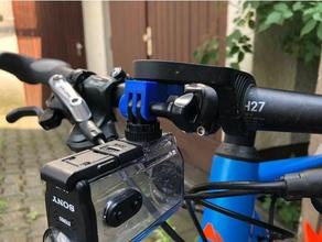 actioncam mount garmin edge aero holder sport & outdoors actioncam adapter garmin edge garmin mount gopro gopro mount sony actioncam