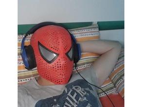 spider-man faceshell raimi version accessories face faceshell man raimi shell spider spider-man spiderman