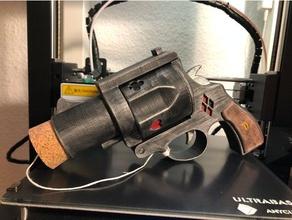 harley quinn pop gun ammo props batman cork gun harley harley quinn joker korg neorame pop gun quinn