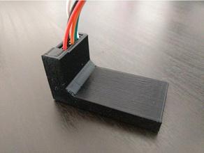 flipsky vx1 remote reciever cover ppm&uart 3d printer accessories cover electric longboard electric skateboard esk8 esk8 remote flipsky reciever remote skateboard