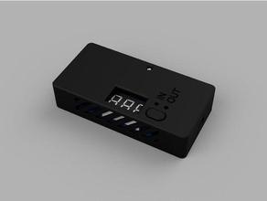 lm2596 voltage regulator enclosure box electronics lm2596 lm2596 box lm2596 case lm2596 enclosure lm2596s dc-dc lm2596 mount stepdown stepdown case voltage regulator