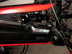 pump repair kit holder e-bike rose elec tech fs sport & outdoors