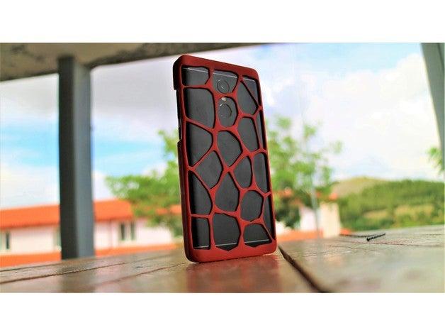 phone case voronoi 3d pri