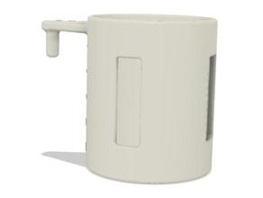 john deere cargo mount cup holder 3d printing cup cup holder deere john deere lawnmower mower