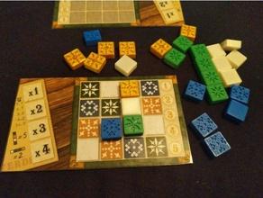 verde tiles azul boardgame boardgames project shrinko shrinko verde