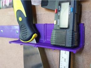 flexible tool rack tool organizer tool holder tool holders & boxes tools tool holder tool organizer tool rack workbench tool racks workshop