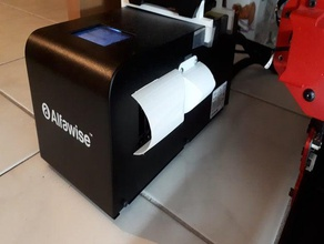deflecteur d'air pour boitier d'alimenation u20 - air deflector u20 power supply box 3d printer parts air deflector alfawise u20 alphawise u20 au20 deflecteur deflecteur dair deflector u20