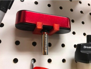 pegboard holder bontrager torqkey fixed torque wrench tool holders & boxes bicycle bicycle tool bicycle tools bike bike tool bike tools bontrager fixed torque wrench pegboard pegboard holder pegboard mount pegboard tools torqkey torque torque wrench trek