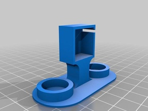 filament halter reiniger 3d printing anicubic i3 mega filament halter filament reiniger