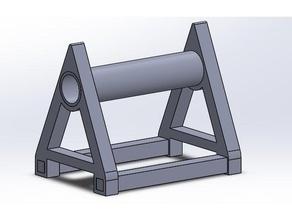 soporte carrete esta o outils esta o extrudeuse soporte stop tech tech-1 axe des abscisses x-one x-un2