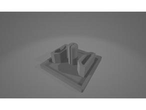 v 2020 profile cover - endcap 3d printer parts 2020 2020 cover 2020 endcap 2020 v-slot aluminium aluminium 2020 aluminium profile cover cr10 cr10s cr10s pro creality endcap ender3 ender4 ender5 ender 3 v-slot cover v2020 v 2020