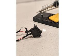 macintosh plus power switch adapter 3d printing macintosh pi macintosh plus