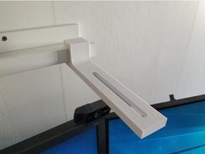 frame ledge universal holding arm organization arm frame ledge holder ikea ikea hack ledge universal