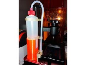 uv resin extention 200ml vat extender elegoo mars 3d printer accessories autofill autofilled bottle dlp elegoo elegoo mars resin resin printer resin vat sla tank uv resin vat vat extender