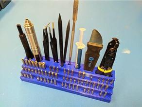 4mm precision screwdriver bit tool holder 4mm 4mm bit 4mm bit stand es120 es121 tool holder