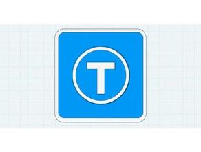 thingiverse logo 3d printing logo madewithtinkercad thingiverse thingiverse brand thingiverse logo thingiversecom