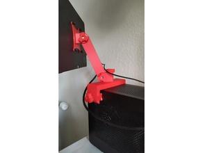 dan a4-sfx vesa monitor arm