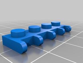 lego hinge train door 4x1 construction toys 4x1 door hinge lego train window