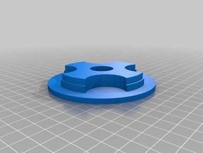 sunlu spindle core 3d printer accessories adaptateur sunlu filament spool sunlu sunlu filament