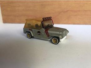 matchbox jeep tiefergelegtes Fahrwerk Vorlage automotive 164 164 Skala benutzerdefinierte-Druckguss benutzerdefinierte hotwheels diecast diecastcustoms diecast Auto hotwheels jeep jeep wrangler jurassic jurassicpark jurassic park matchbox