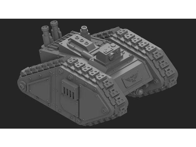 imperial guard r c demoli