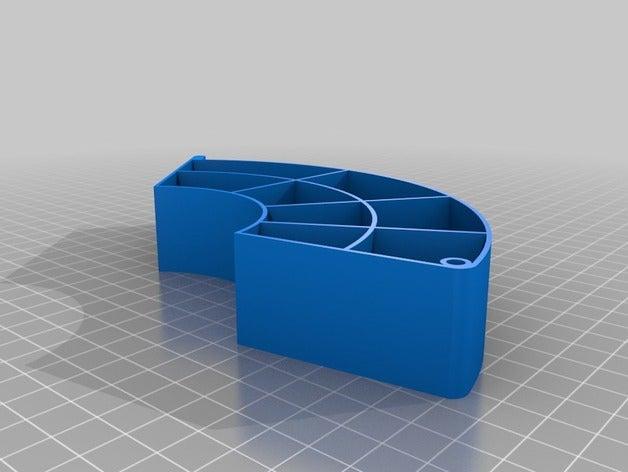 m4 spool drawer tool hold