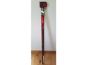 flyers hockey stick cane handle accessories archbishop ryan archbishop ryan cad cane cane handle flyers hockey hockey stick ice hockey philadelphia flyers r kevin ball staff